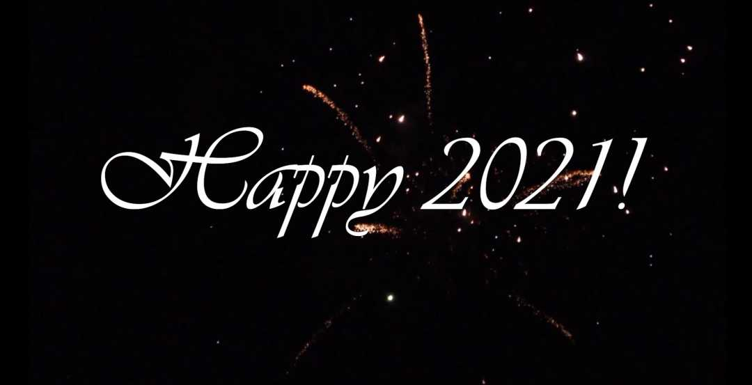 Happy New Year 2021 – Video