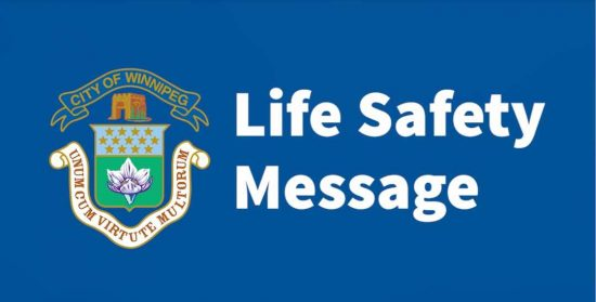 Life Safety Message – Video