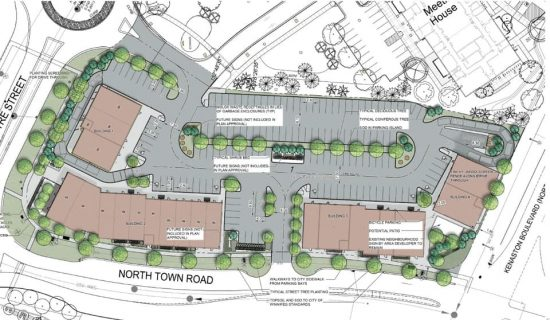 Major Development Coming North of North Town Rd