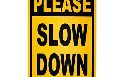 Street Speed Limit Study