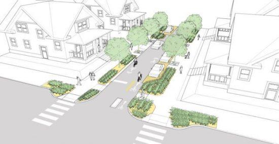 Street Design in New Developments