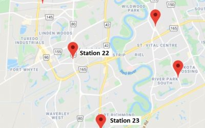 2018-2020  Statistical breakdown of all calls for Fire/Paramedic at Stations 22 & 23