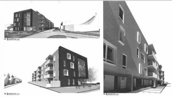 Barnes Street Residential Development