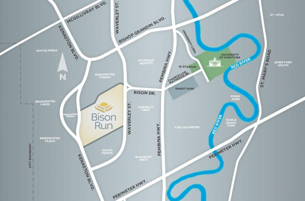 Welcome Bison Run! (formerly Waverley West B)