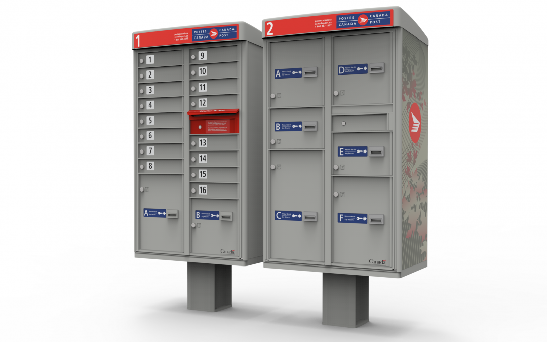 Canada Post Outdoor Parcel Lockers Coming to Waverley West
