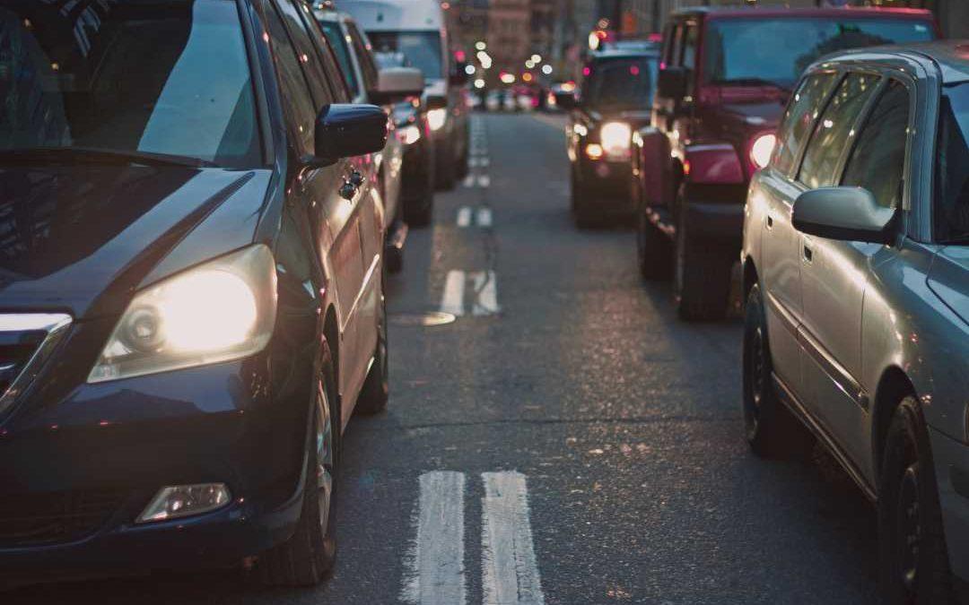 Noisy Vehicles in the City