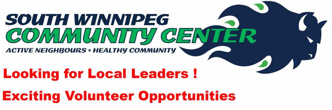 Looking for Local Leaders – Exciting Volunteer Opportunities!