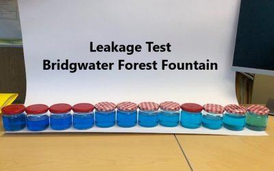 UPDATE: Bridgwater Forest Fountain