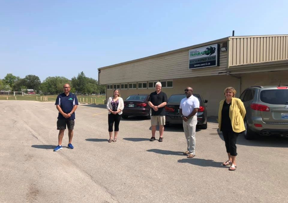 Funding for South Winnipeg Community Centre